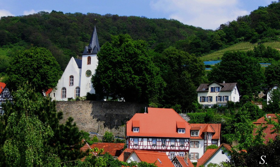 Ferienwohnung Zwingenberg Und Umgebung Restaurants